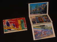 California Chicano Murals (8 Postcards)