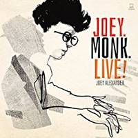 Joey Alexander Monk Live Cd