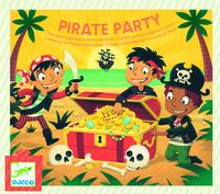 Pirate Party-Jeu Anniversaire
