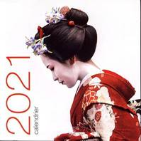 CALENDRIER MURAL 2021 - JAPON
