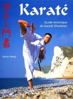 Karaté, guide technique du karaté Shotokan