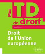 DROIT DE L'UNION EUROPEENNE