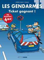 Les Gendarmes - tome 11 - Top humour 2021, Ticket gagnant !