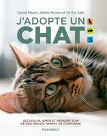 J'adopte un chat