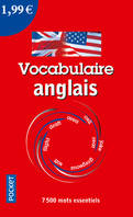 Vocabulaire anglais à 1.99 euros