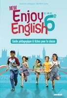 Enjoy English 6e - Guide pédagogique - version papier