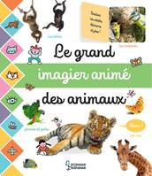 Le grand imagier photos animé des animaux