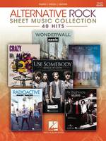 Alternative Rock Sheet Music Collection