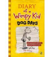 DIARY OF A WIMPY KID: DOG DAYS, Livre