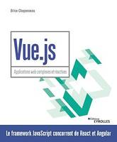 Vue.js, Applications web complexes et réactives