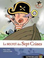 3, PLUME LE PIRATE LE SECRET DES SEPT CRANES