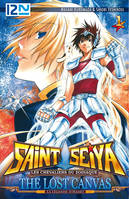 Saint Seiya - Les Chevaliers du Zodiaque - The Lost Canvas - La Légende d'Hadès - Tome 01
