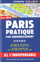R12 Paris pratique par arrondissements