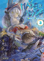 3, MADE IN ABYSS T03