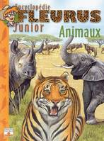 ANIMAUX DU MONDE : ENCYCLOPEDIE FLEURUS JUNIOR (LES)