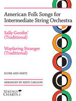 American Folk Songs For Beginning String Orch.