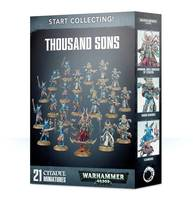 Thousand Sons - Start Collecting