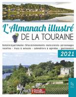 L'almanach illustré de La Touraine 2021