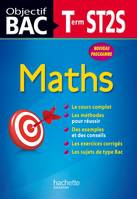 Objectif Bac - Maths Terminale ST2S