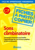 Sons et combinatoire / cycle 2, CP