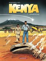 Kenya., Kenya - tome 1 - Apparitions