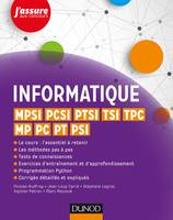 Informatique - MPSI, PCSI, PTSI, TSI, TPC, MP, PC, PT, PSI, MPSI, PCSI, PTSI, TSI, TPC, MP, PC, PT, PSI