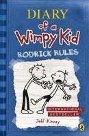 Rodrick rules (diary of a wimpy kid book 2), Livre