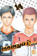 Haikyū !!, 14, Haikyu !! - Les As du volley T14