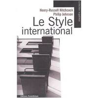 Le style international