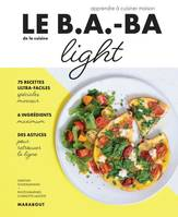 Le b.a.-ba de la cuisine, Le B.A-B.A de la cuisine - Light, Simple & gourmandes