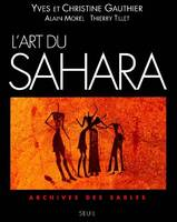 L'art du Sahara, archives des sables