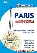 PARIS PAR ARRDONDISSEMENT - PLAN ATLAS AGRAFE