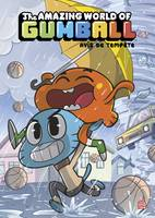 5, The amazing world of Gumball - Tome 5, Avis de tempête
