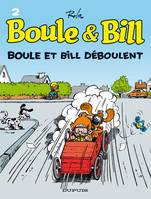 Boule & Bill, 2, 2/BOULE ET BILL DEBOULENT (REEDITION)