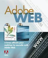 Coffret Adobe Web, Adobe Creative Suite 2 : classroom in a book, Studio 8, Adobe Creative Suite 2 : classroom in a book, Studio 8, Adobe Creative Suite 2 : classroom in a book, Studio 8