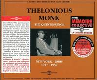 MONK THE QUINTESSENCE COFFRET DOUBLE CD