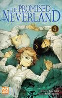4, The Promised Neverland T04