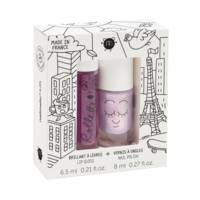 Coffret Rollette 6.5ML + vernis à l'eau Elliot