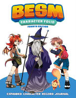 BESM Character Folio - Fourth Edition