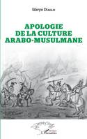 Apologie de la culture arabo-musulmane