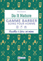 Gamme barber. Soins pour homme