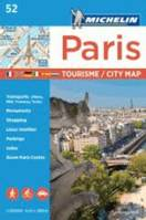 CR : Paris tourisme / city map 1/20000