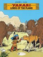 Yakari, Tome 14, t14 Lords of the plains