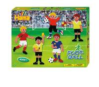 Football boite midi 4000 perles Gm