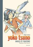 YOKO TSUNO - TOME 29 - ANGES ET FAUCONS (GRAND FORMAT)