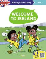 MY ENGLISH FACTORY – Welcome to Ireland (Level 1)
