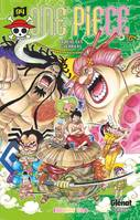 94, One Piece / Le rêve des guerriers
