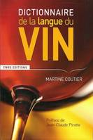 Le dictionnaire de la langue du vin