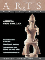 REVUE ARTS ET CULTURES N 13 - 2012 (ANG) - A HANIWA FROM HIMEZUKA