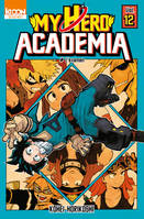 12, MY HERO ACADEMIA T12 - VOL12, L'examen